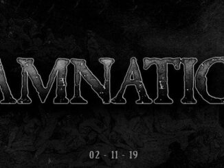 Damnation 2019