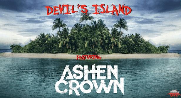 Ashen Crown on Devil's Island