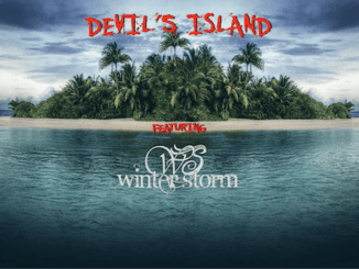 Devil's Island Featuring Winter Storm