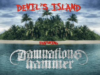 Damnations Hammer on Devil's Island