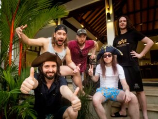 Alestorm Announce New Album 'Curse Of The Crystal Coconut'