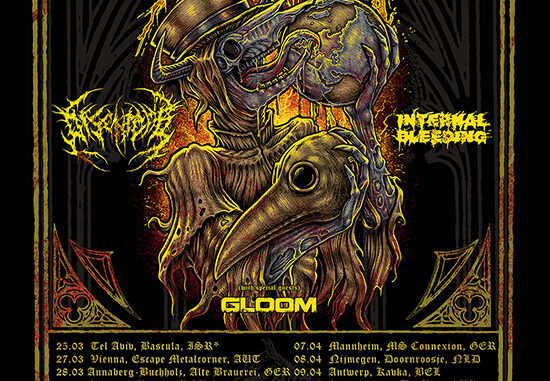 Cattle Decapitation Return To The UK And Ireland This April