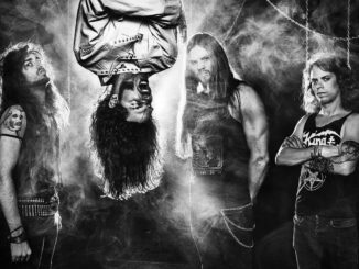 Evil Invaders Premiere Video for a Cover of Venom's 'Witching Hour'