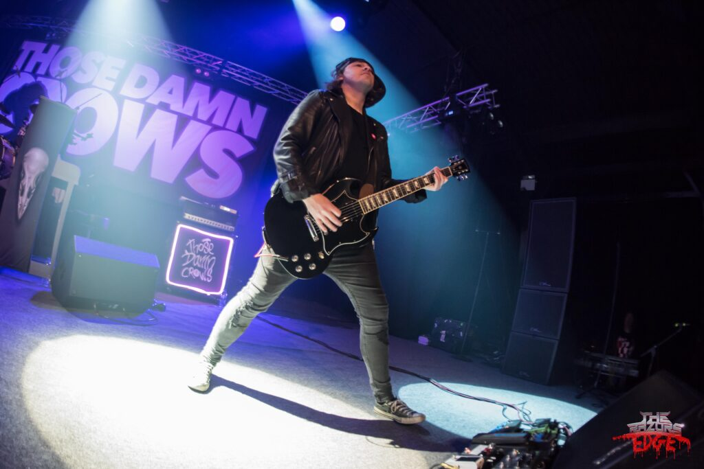 Those Damn Crows - Wolverhampton - Tim Finch