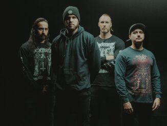 Aversions Crown Announce New Album 'Hell Will Come For Us All'