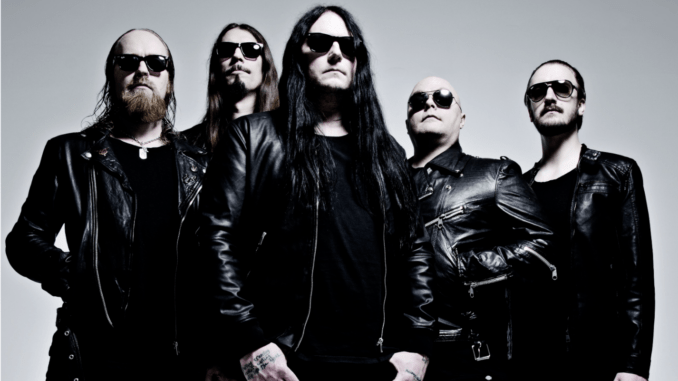 Katatonia Premiere New Single and Video For 'Behind The Blood'