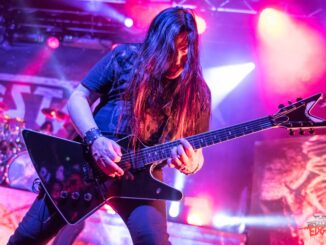 Live Review: Testament - Manchester