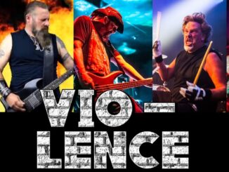 Vio-Lence Sign Worldwide Deal With Metal Blade Records