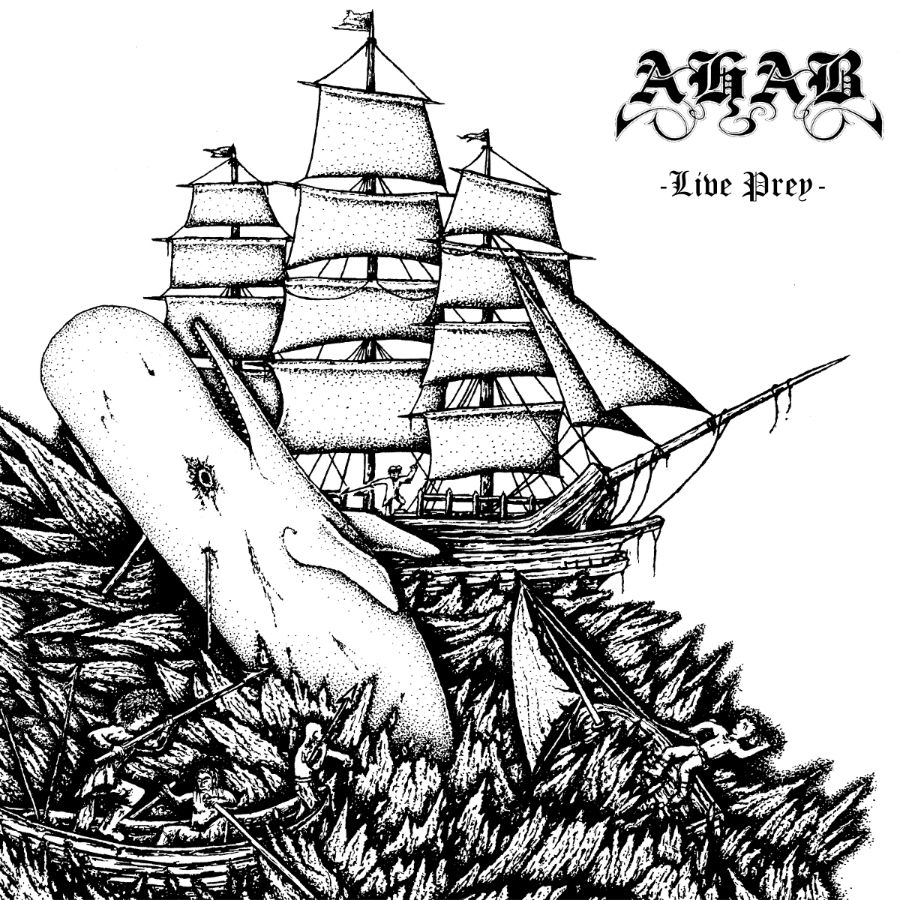 Funeral Doom Heavyweights Ahab Announce New Live Album