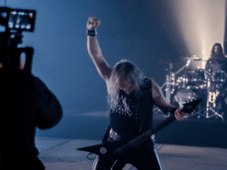 Vader Release Video For 'Into Oblivion'