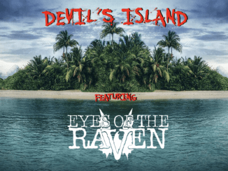 DEVIL'S ISLAND featuring Eyes of the Raven