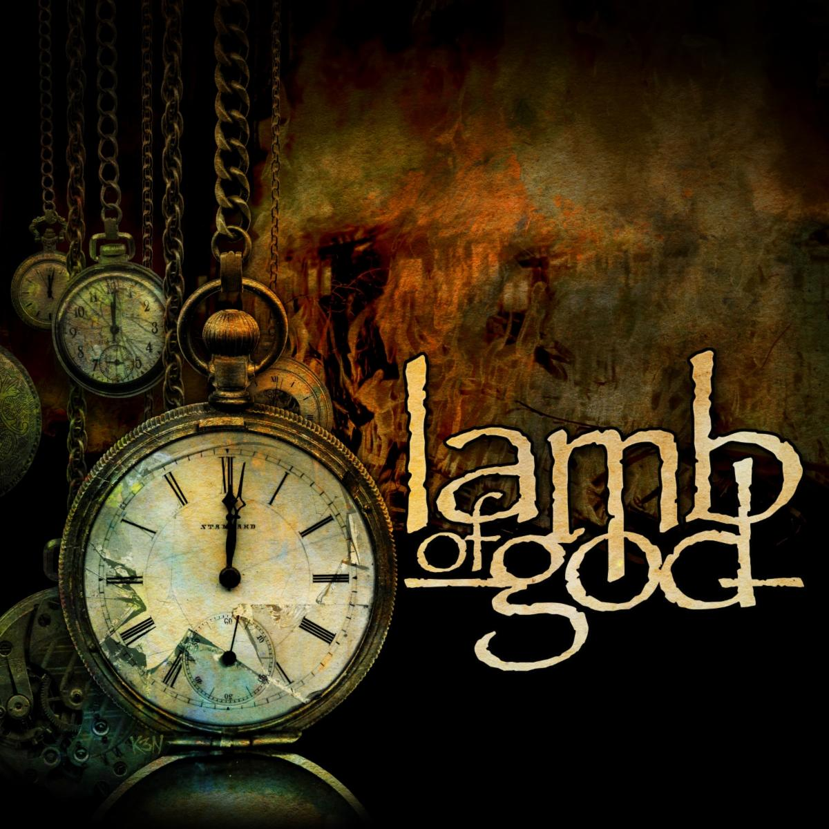 Lamb of God Release New Single Featuring Testament's Chuck Billy