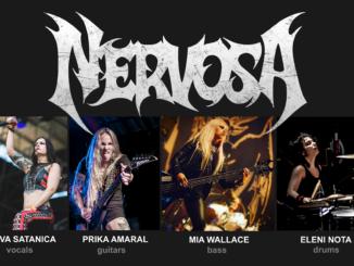 Nervosa Announce New Line Up