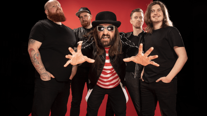 Massive Wagons Launch New Single From Forthcoming Album