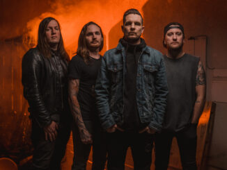 Kill The Lights Release A Cover Of Testament Classic 'Into The Pit'