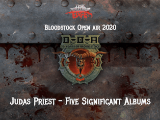 Bloodstock 2020: Judas Priest - Five Significant Albums