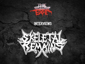Intervierw: Chris of Skeletal Remains