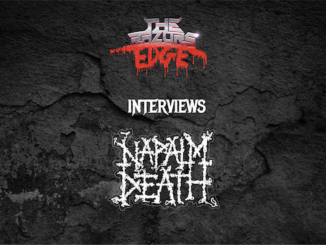 Interview: Barney of Napalm Death