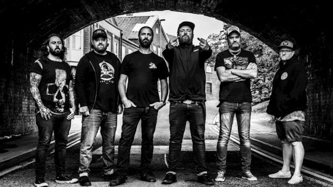 UK Metallers Raging Speedhorn Declare Themselves 'Hard To Kill'