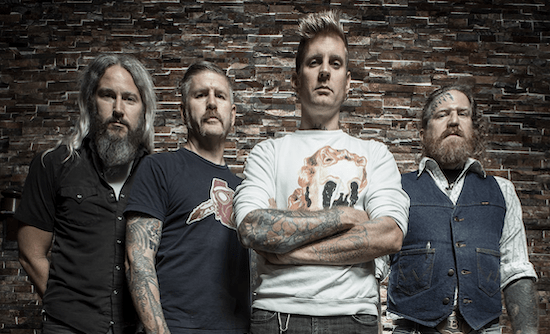 """Mastodon Celebrate 20 Years With The Release Of Official Video For """"Fallen Torches"""""""