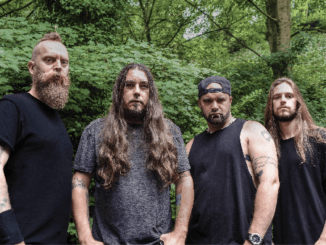 Evile Sign With Napalm Records