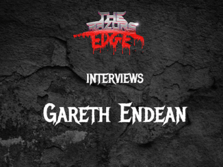 Interview: Gareth Endean, Author of 'Half a Ton of Heavy Metal'