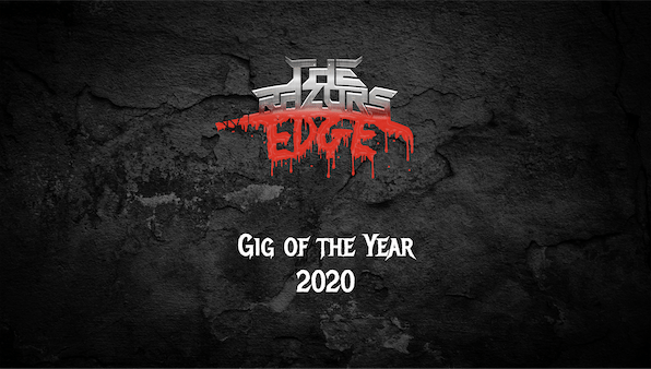 Gig of the Year 2020