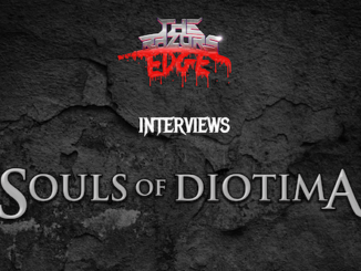 Interview: Claudia, vocalist of Souls of Diotima