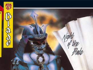 Album Review: Tokyo Blade - Night of the Blade