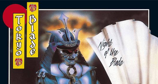 Album Review: Tokyo Blade - Night of the Blade