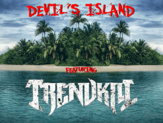 DEVIL'S ISLAND featuring Trendkill