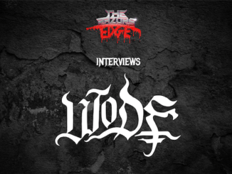 The Razor's Edge - Interview! https://therazorsedge.rocks Paul chats with Michael, vocalist and guitarist with Wode