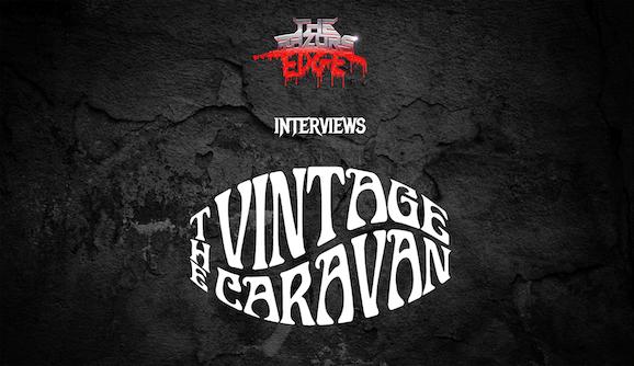 Interview: Stefán Stefánsson of The Vintage Caravan