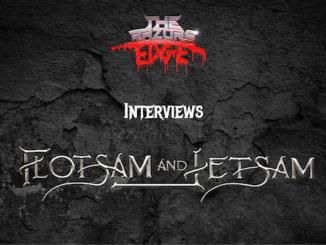 Interview: Ken Mary, drummer with Flotsam & Jetsam