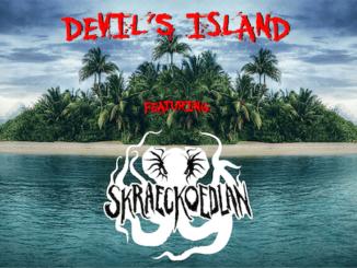 DEVIL'S ISLAND featuring Skraeckoedlan