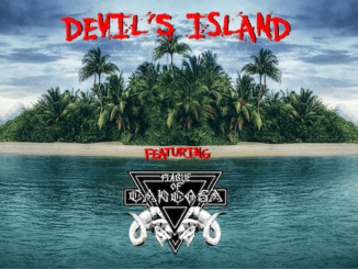 DEVIL'S ISLAND featuring Plague of Carcosa